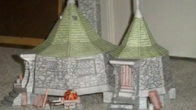 Harry Potter Author Jk Rowling To Build Hagrid Hut On