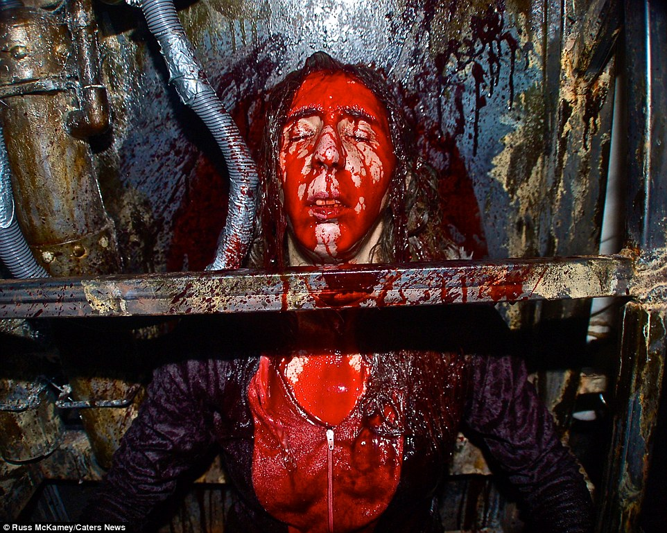 Could You Last The Night In McKamey Manor HORROR HOUSE? Nobody Has