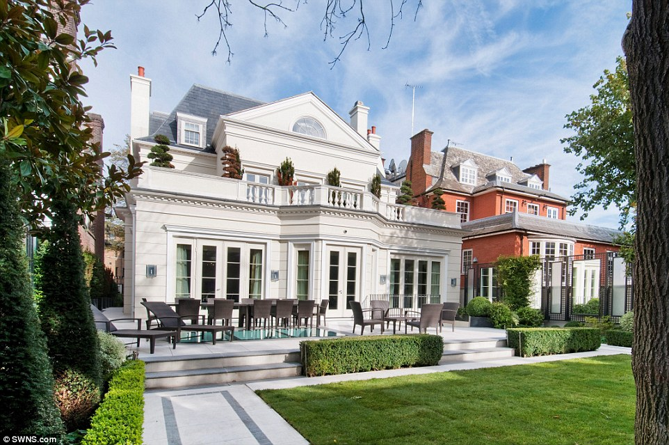 Wealthy Africans Spending Almost £4million On London