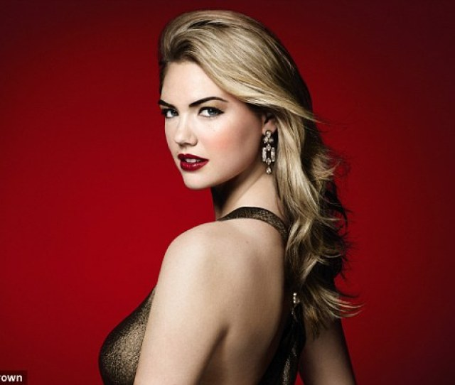 Smouldering Kate Upton Is The Perfect Poser Girl For Bobbi Browns Latest Beauty Range