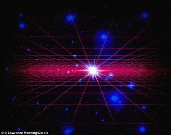 The team proposes that parallel universes really exist, and that they interact. That is, rather than evolving independently, nearby worlds influence one another by a subtle force of repulsion. They show that such an interaction could explain everything that is bizarre about quantum mechanic