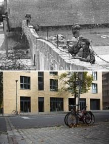 Germany Berlin Wall Today