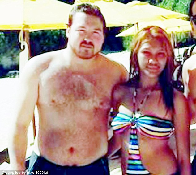 Lifestyle: Former public schoolboy and Cambridge graduate Rurik Jutting dated a string of beautiful Asian girls. Heis accused of slaughtering two prostitutes in Hong Kong last week in an unexplained act of savagery