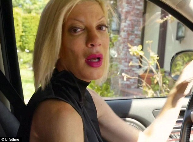 Tori Spelling has reunion with first husband Charlie Shanian on True Tori  Daily Mail Online