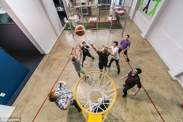 Is YOUR office as cool as SafetyCulture in Australia