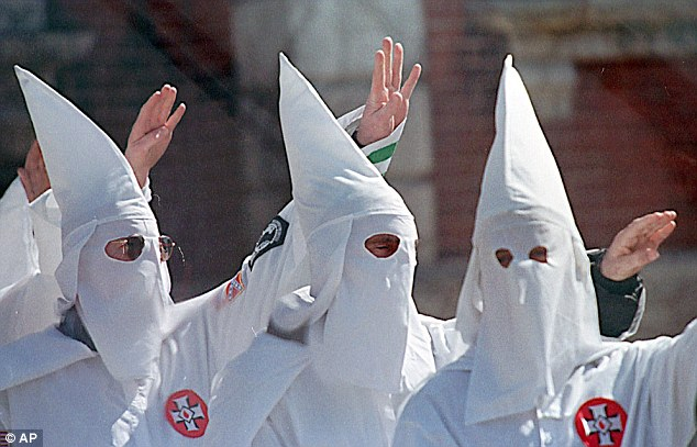Image result for klu klux klan