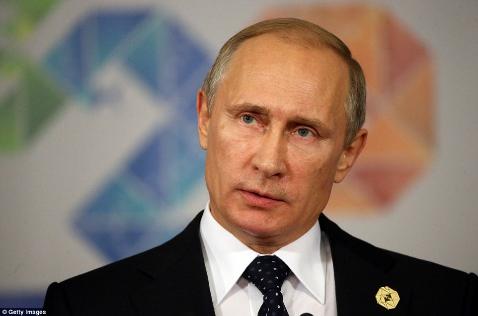 The U.K. prime minister said he told Mr Putin he was at a 'crossroads' and was risking his relationship with other Western countries