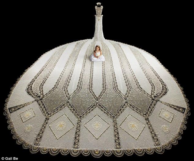 Heaviest Dress Wedding Worlds