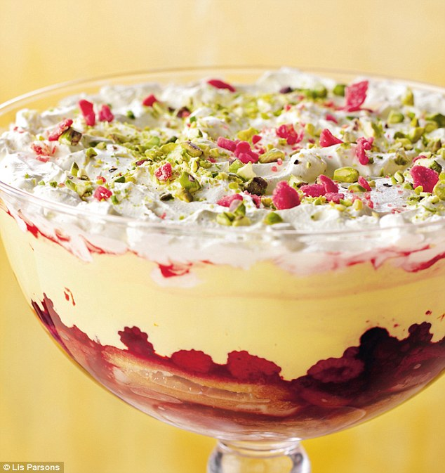 best christmas trifle recipe ever ndash recipes food blog