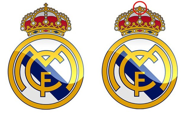 Real Madrid have removed the Christian cross from their official crest in the United Arab Emirates