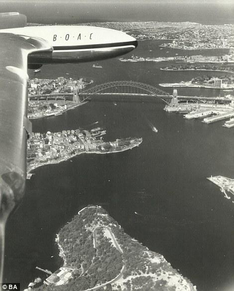 BA Celebrates 80th Anniversary Of Airmail To Australia