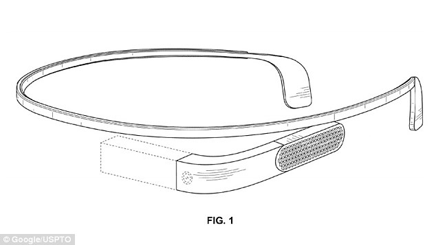 Google Glass patent reveals plans to make headset less