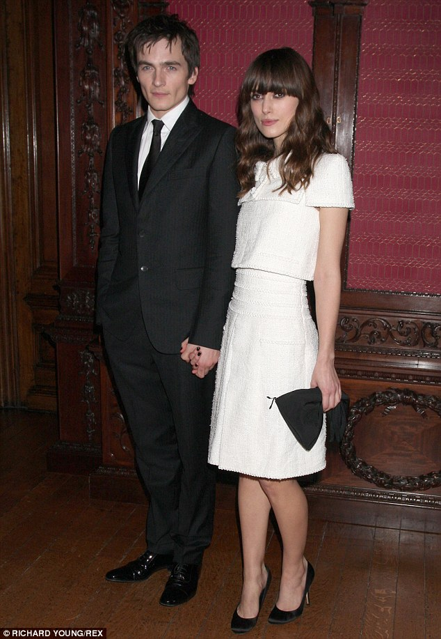 Keira Knightley And Rupert