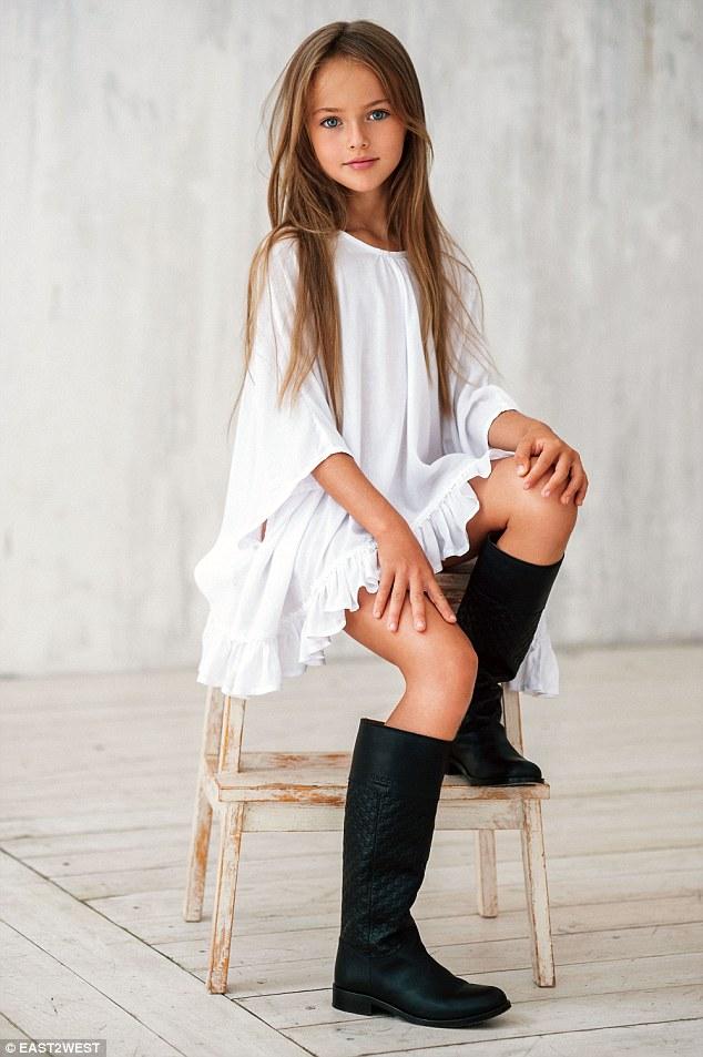 Worlds Most Beautiful Girl Kristina Pimenovas Mother