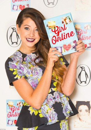 Publishers Penguin has said Zoe 'Zoella' Sugg, 24, 'did not write the book Girl Online on her own,' but did not confirm that the sales success was ghostwritten