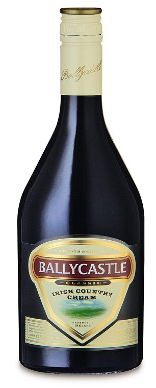 Aldi's Ballycastle Classic Irish Cream scooped top honours at Spirits Business Liqueur Masters 2014