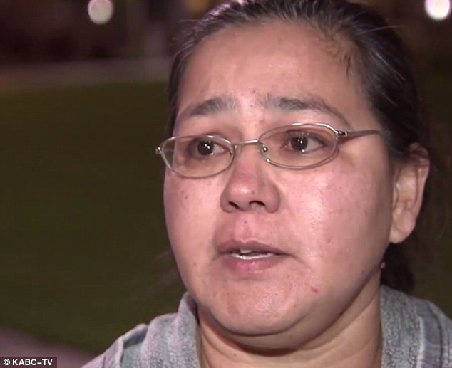 Warning: Her mother, Laura Carona is speaking out about their daughter ...