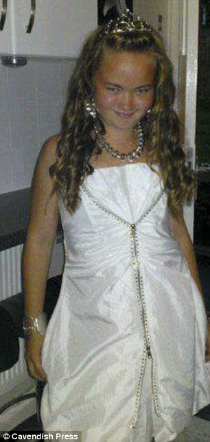 Kasey Naylor's mother Paula Longhorn found her dead at their home in Newton Heath, Manchester, on October 8.