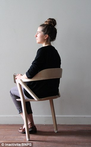 Would YOU sit on this chair to live longer Twolegged