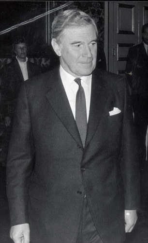 Sir Ian Trethowan was in charge of the BBC at the time and have a very close relationship with the Security Services