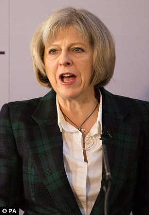 Home Secretary Theresa May's (pictured) troubled child abuse inquiry has now suffered a fresh setback with the formation of a rival investigation