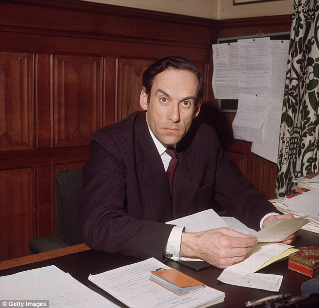 the Special Branch, Devon police and Scotland Yard were well aware of the truth behind the conspiracy theory that Jeremy Thorpe (pictured) was trying to silence one of his former gay lovers
