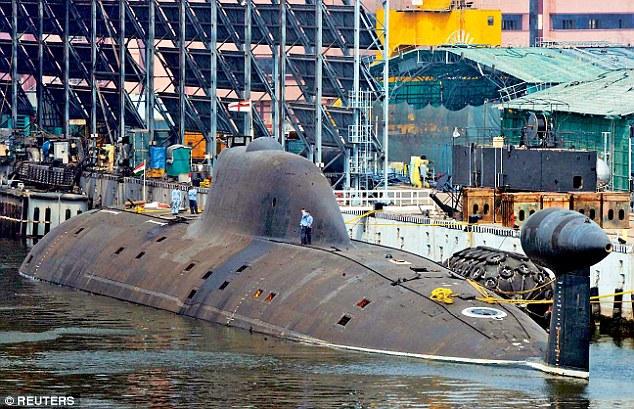INS Arihant has undergone extensive harbour trials