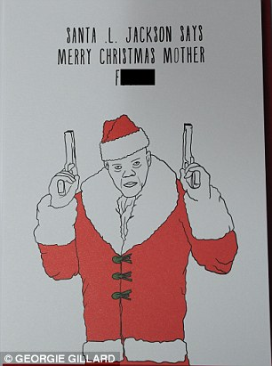 Obscene Cards That Sully The Message Of Christmas Sexual