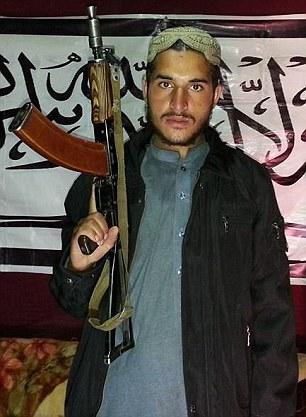 Militants: All six  gunmen were shot dead by Pakistan security officials - but not until they'd killed 132 children