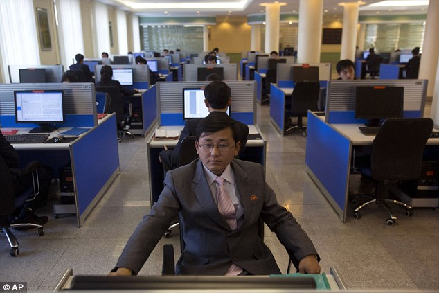 The best students at Kim Il Sung University become part of Unit 121