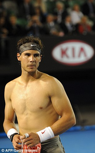Rafael Nadal to strip off as new Tommy Hilfiger underwear ...