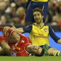 Liverpool 2 2 arsenal match report martin skrtel rescues point for 10
