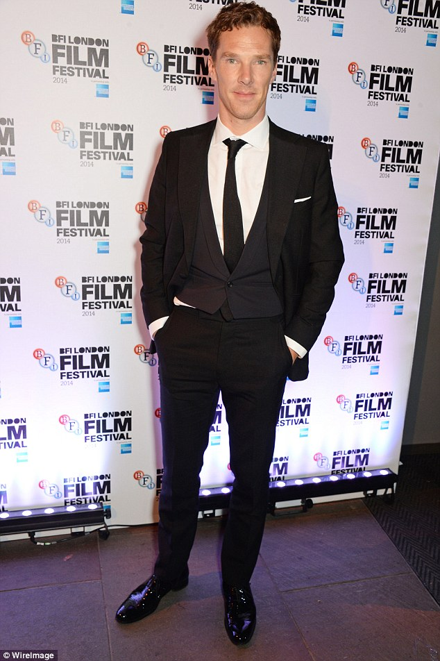 Stateside plans: The actor has previously insisted he would move to America due to the 'posh-bashing' of well-educated actors in Britain