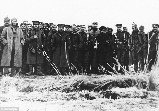 Amid the horror of World War I, there was one ray of light — the Christmas Truce of 1914