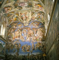 michelangelo ceiling of the sistine chapel | www ...