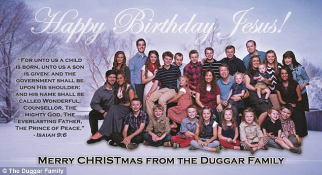 The Duggar Family Reveals They Skip A Christmas Tree To