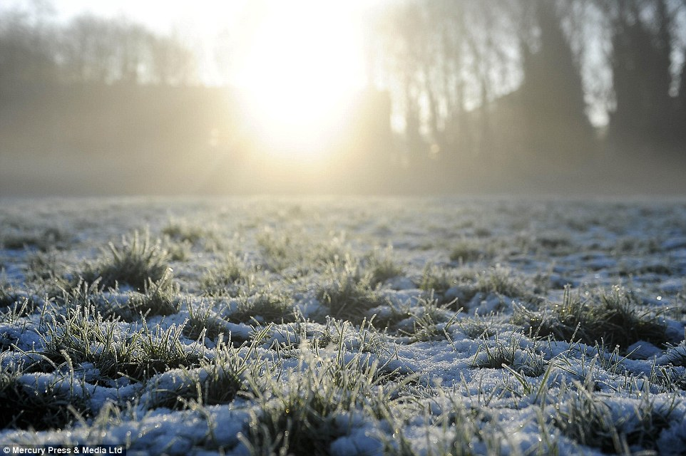 Tonight Could Be The Coldest Night In Two Years With
