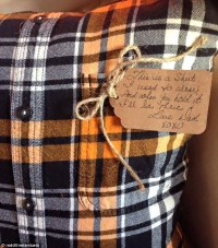 Mom makes pillows for grief-stricken children out of their ...
