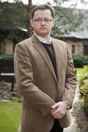 Gary Walker (pictured) wasforced to fight a two-year battle against his dismissal from the NHS