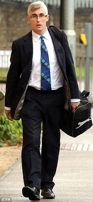 Doctor Myles Bradbury, 41, (pictured) was jailed for 22 years earlier this month after sexually abusing desperately ill boys in his care at a specialist unit