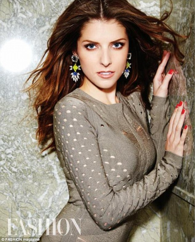 Anna Kendrick Reveals Her Sultry Side And Why Shes Not