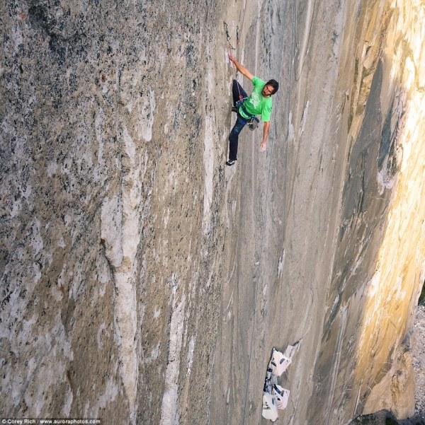 Free Climbing El Capitan Climb