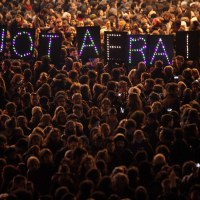 Powerful Protests in Support of Freedom of Speech