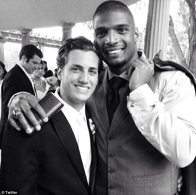 Michael Sam Reveals He Proposed To Boyfriend In Vatican