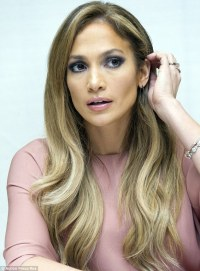 J Lo New Hair Color 2015
