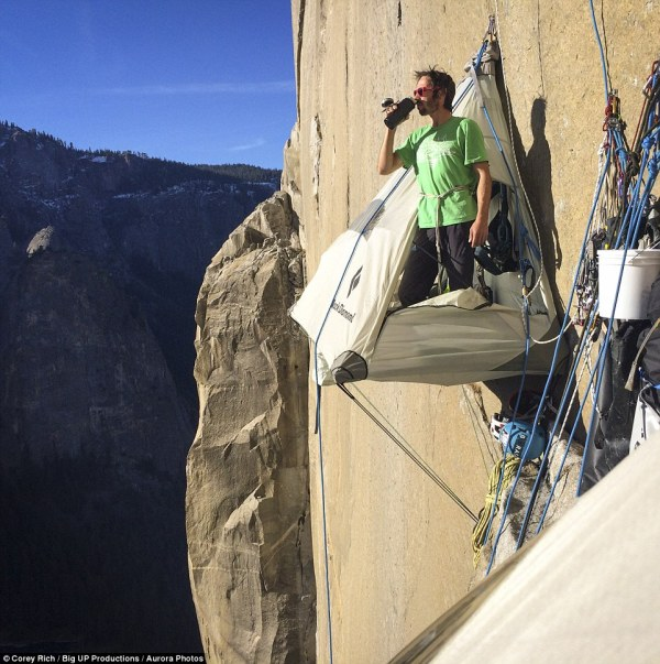 El Capitan Yosemite Rock Climbing Tents