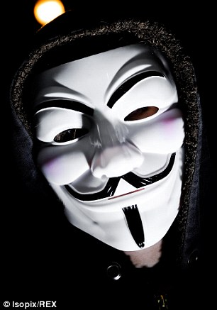 Anonymous forced first jihadi website down after Charlie