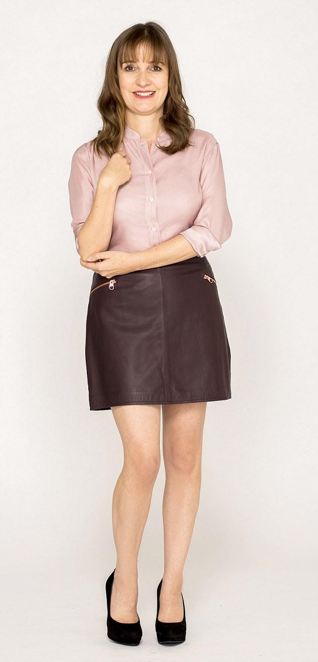 Mini Short Walking Skirt