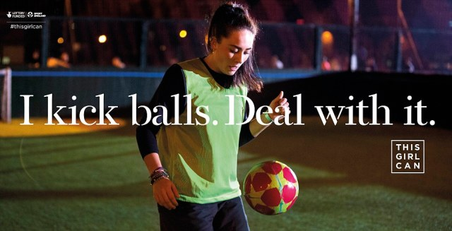 Image result for this girl can i kick balls deal with it