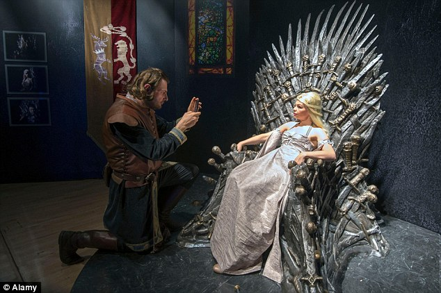 Game of Thrones exhibition will open next month at the O2